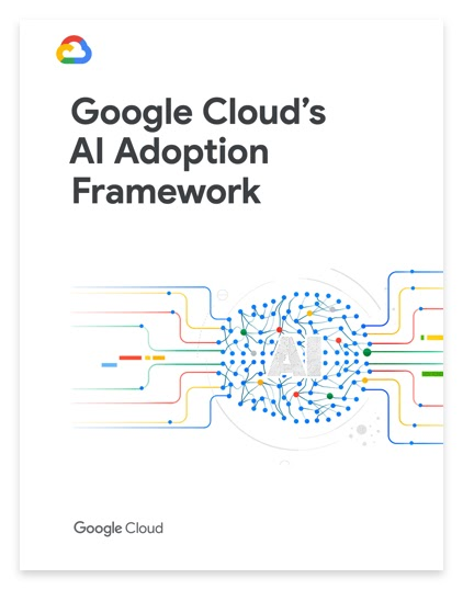 Logotipo de Google Cloud AI Adoption Framework