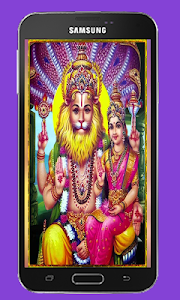 Laxmi Narasimha god Wallpapers screenshot 1