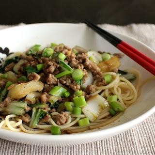 Pork Bok Choy Recipes
