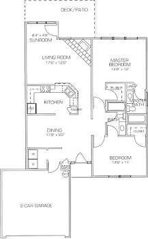 Go to Hudson Floorplan page.