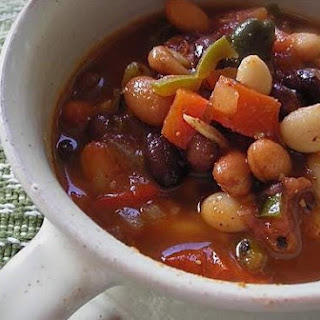 Weight Watchers Three Bean Soup