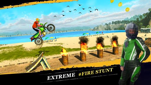 Crazy Biker Extreme Challenge Sky Stunt 3D painmod.com screenshots 3