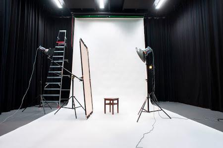 Neem een kijkje in onze studio
