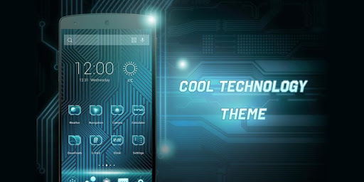 Cool Technology-Solo Theme