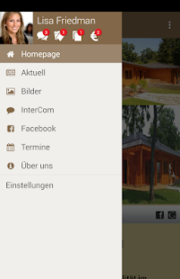 Finnholz Blockhausbau/Zimmerei- screenshot thumbnail