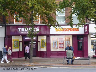 Tan Express on Hessle Road - Tanning Shops in Town Centre
