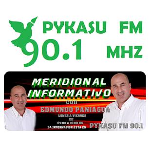 Radio Pykasu 90.1 - náhled