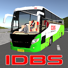 IDBS Simulator Bus Trans Sumatra icon