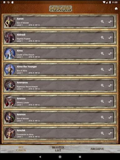 Book of Mormon Heroes 1.8.5 screenshots 10