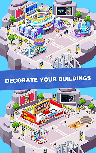 Idle investor tycoon- Build your city filehippodl screenshot 10