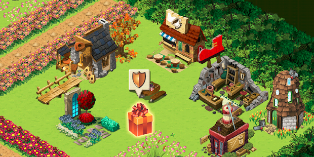 Brightwood: Age of Village Adventure- screenshot thumbnail