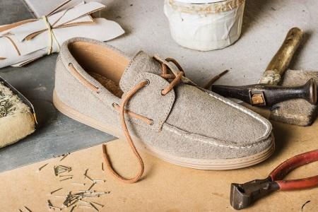 Ahimsa: sapato sustentável