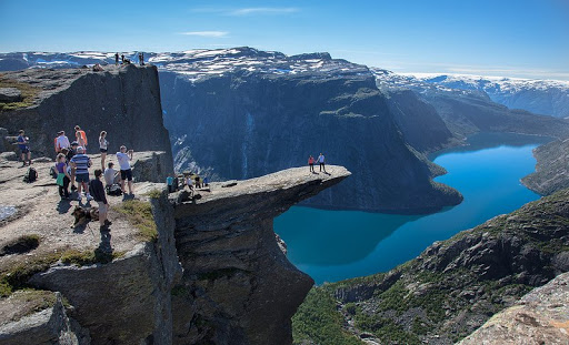 Norvege moto