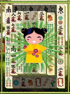 ?Mahjong Sakura Solitaire Free? - náhled
