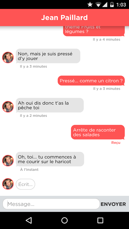 Préférence QuizUp – Applications Android sur Google Play NU88