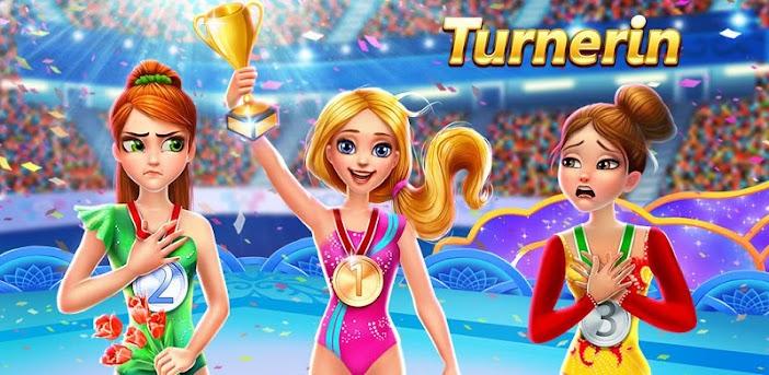 Turnerin - wirbelt euren Weg zum Gold!