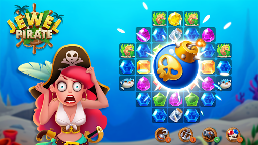 Jewel Pirate - Treasure Hunter Legend  screenshots 6