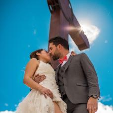 Wedding photographer Carlos Urbina (Urbinafotografia). Photo of 10.10.2019