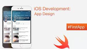 IOS Development App Design