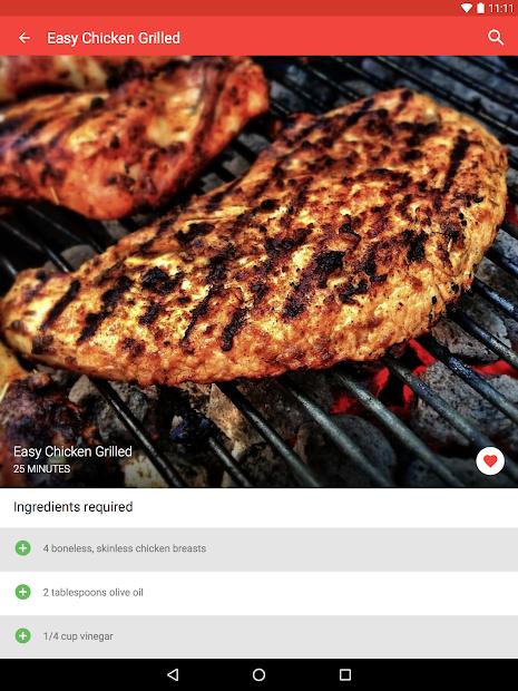 Cookbook Recipes screenshot 10