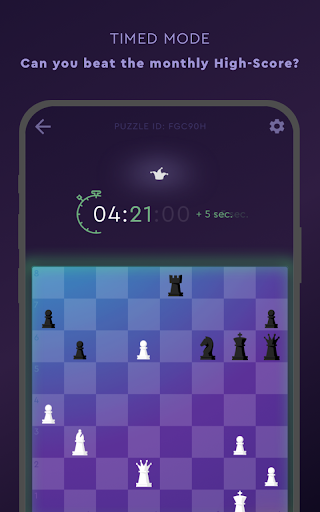 Tactics Frenzy u2013 Chess Puzzles modavailable screenshots 12