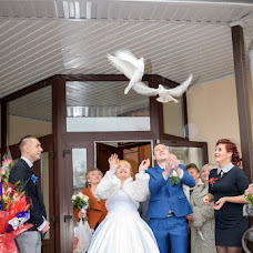 Wedding photographer Yuriy Galickiy (Ygalitskiy). Photo of 29.01.2016