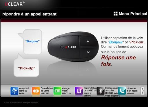 HBC220 French Guide 1.0.1 screenshots 2