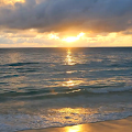 Sunset Beach Live Wallpaper APK