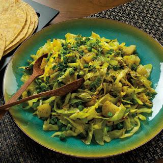 Punjabi-Style Cabbage