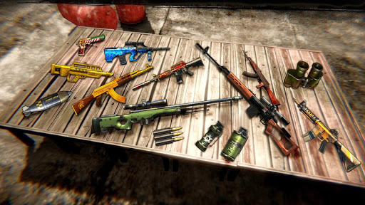 Critical Action :Gun Strike Ops - Shooting Game 2.4.90 screenshots 7