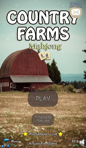 Hidden Mahjong: Country Farms