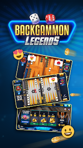 Backgammon Legends – online with chat App Download For Android 1