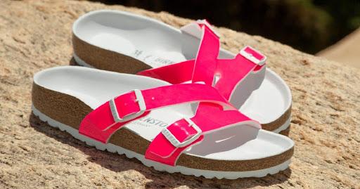 Birkenstock Women's Neon Sandals Only $49.99 Shipped (Regularly $110)