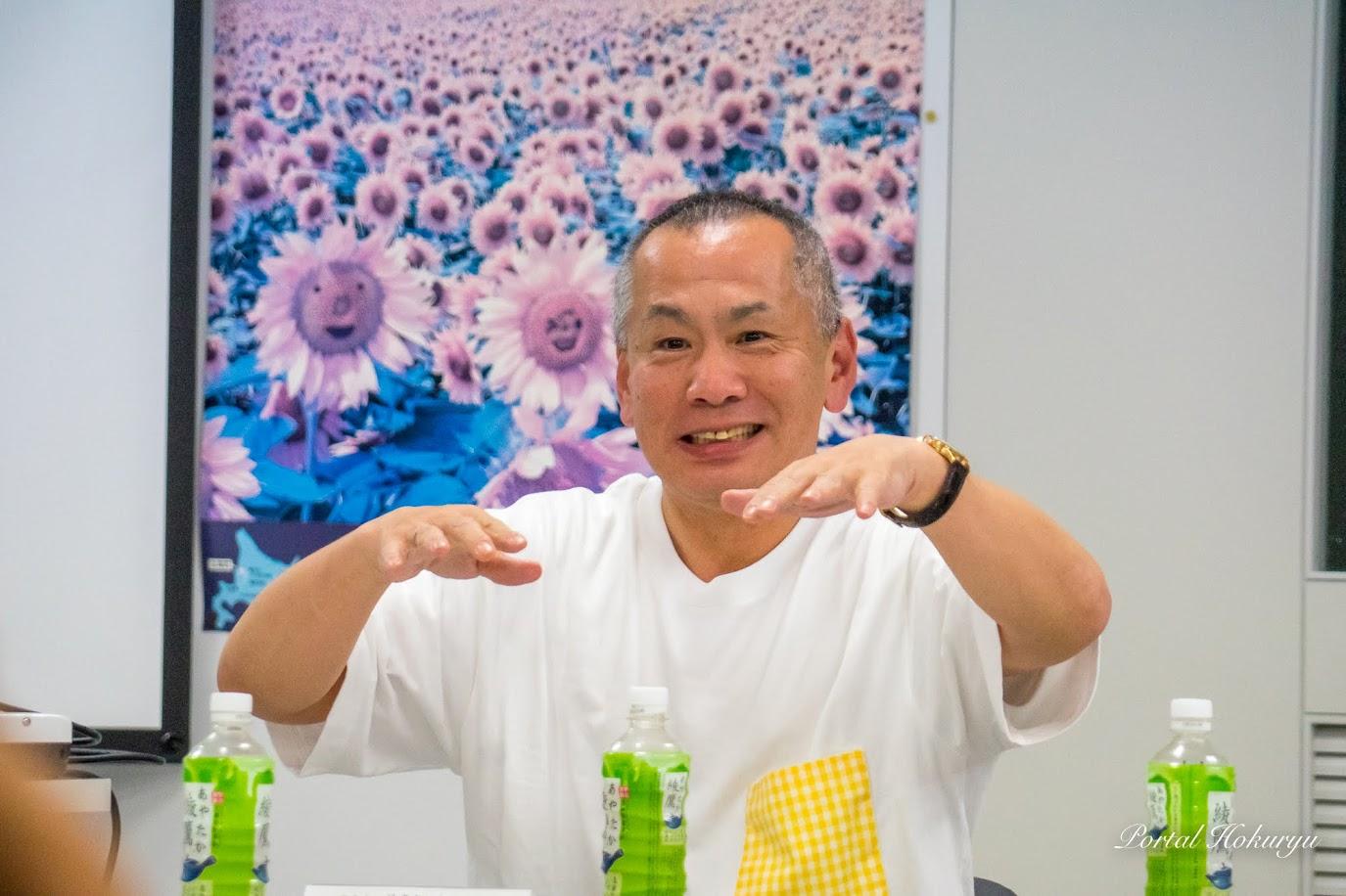 谷垣雅之 委員(マルシェ株式会社 取締役会長)