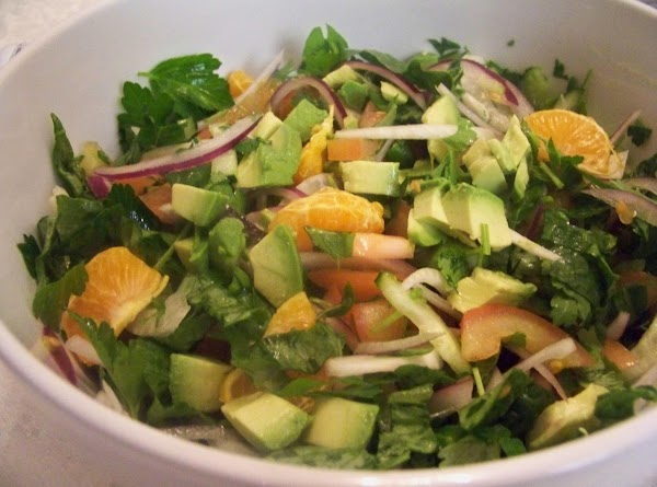 Fennel Salad With Clementines Recipe
