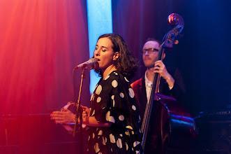 Photo: Lisa Bassenge/ Paul Kleber - 25. Intern. Jazzfestival Viersen 2011 - Festhalle Bühne 2