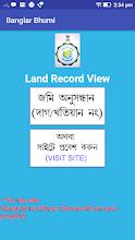 Banglar Bhumi - Official Land Records screenshot thumbnail