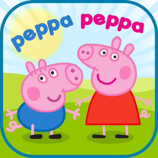 Pepa Pink Pig 冒險 App LOGO-硬是要APP