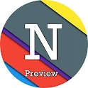 N Preview Wallpapers icon