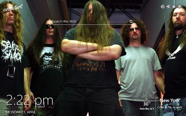 Cannibal Corpse HD Wallpapers Metal Theme