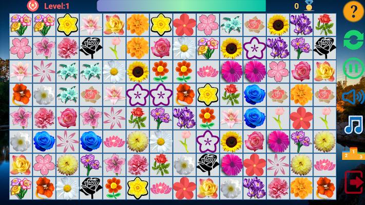 Connect Fruit Classic - screenshot