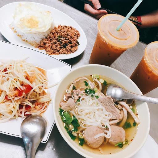 泰式口味,平價好吃