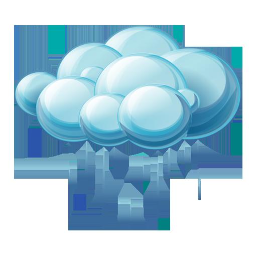 Android aplikacija Rain Radar