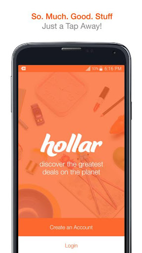 Hollar - Dollar Store Deals, Discount Shopping screenshot