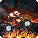 Game hill climb racing moto icon