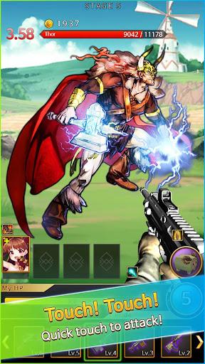 Raising Heroes (Clicker RPG) 246 screenshots 4