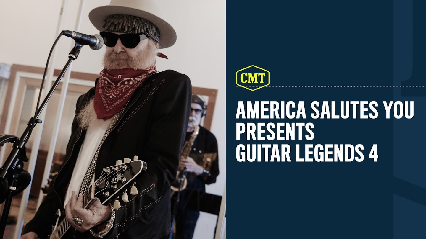 America Salutes You Presents Guitar Legends 4