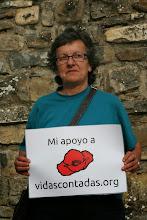 Photo: Activista de Memòria Antifranquista del Baix Llobregat