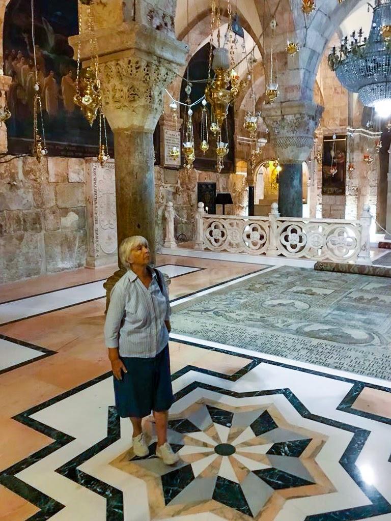 Отзыв туриста о гиде и об экскурсии в Иерусалиме