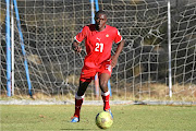 Ex-AmaZulu  player Phineas Nambandi now plays for a Namibian club.